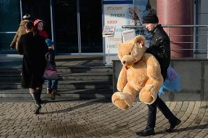 Благотворительная акция в Краснодаре ©Михаил Ступин, ЮГА.ру
