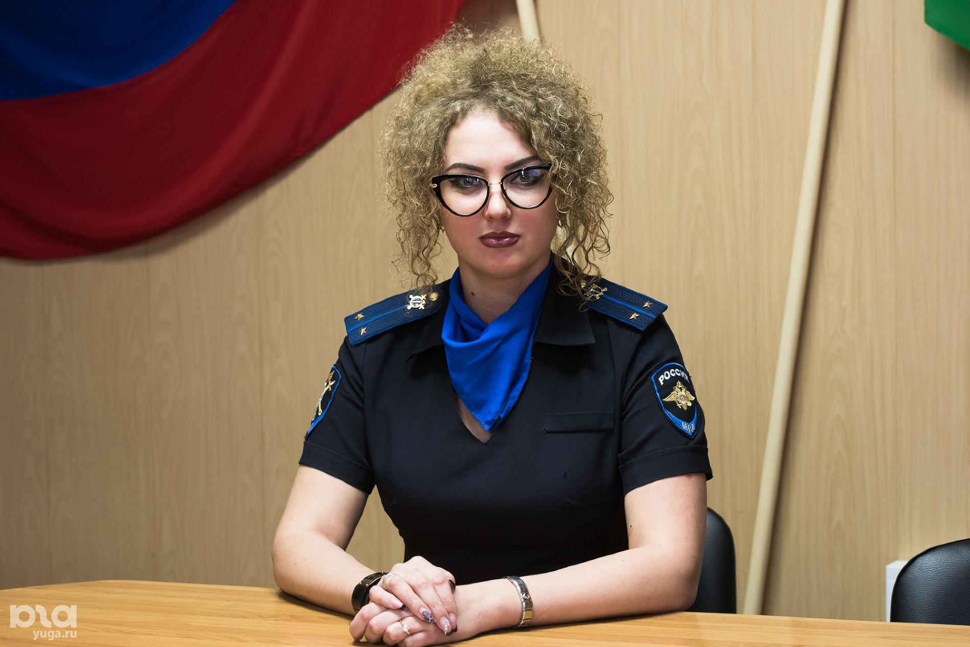 Александра Корепина ©Фото Елены Синеок, Юга.ру