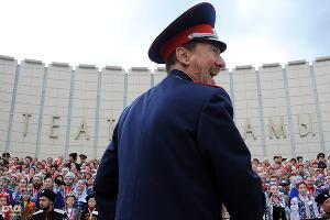 2011 год в фотографиях. Кубанский казачий хор устанавливает мировой рекорд ©http://www.yuga.ru/photo/939.html