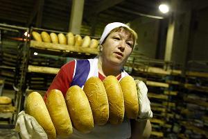 Хлебзавод в Краснодоне Луганской области ©Влад Александров, ЮГА.ру