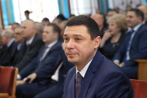 Инаугурация нового мэра Краснодара Евгения Первышова ©Фото Юга.ру