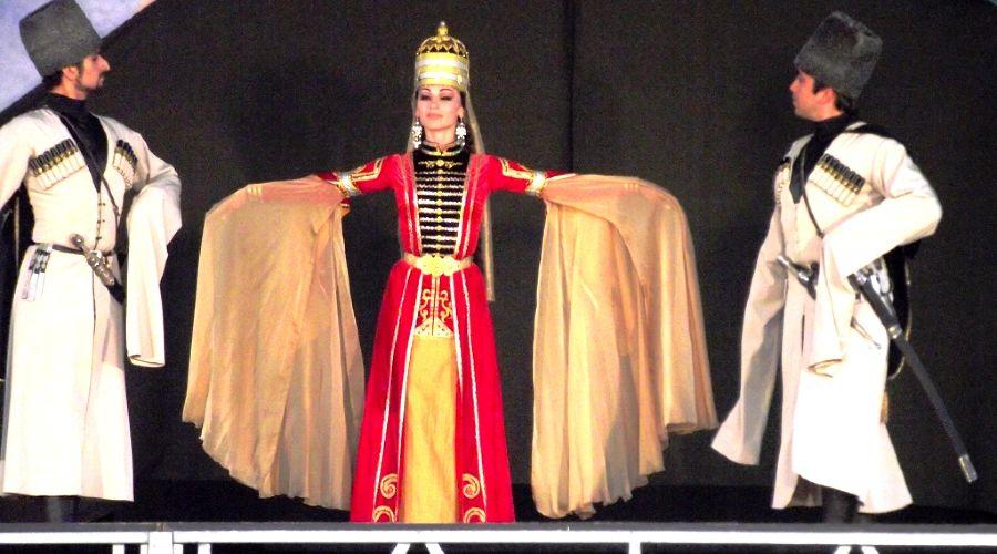 День национального костюма в Адыгее ©Фото Юга.ру