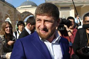 Рамзан Кадыров ©Фото Владимира Аносова, Юга.ру