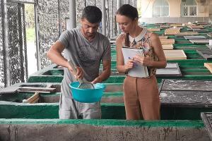 Форелевое хозяйство ©Фото пресс-службы курорта «Роза Хутор»