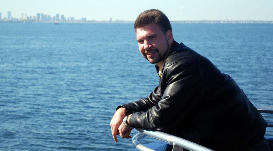 Леонид Кудинов ©Фото из личного архива