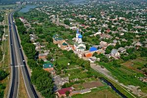 Тимашевск ©Фото с сайта тимашевскийрайон.рф