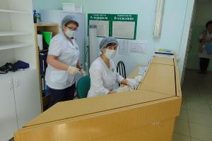 Специализированная психиатрическая больница №2 ©Фото пресс-службы краевого минздрава