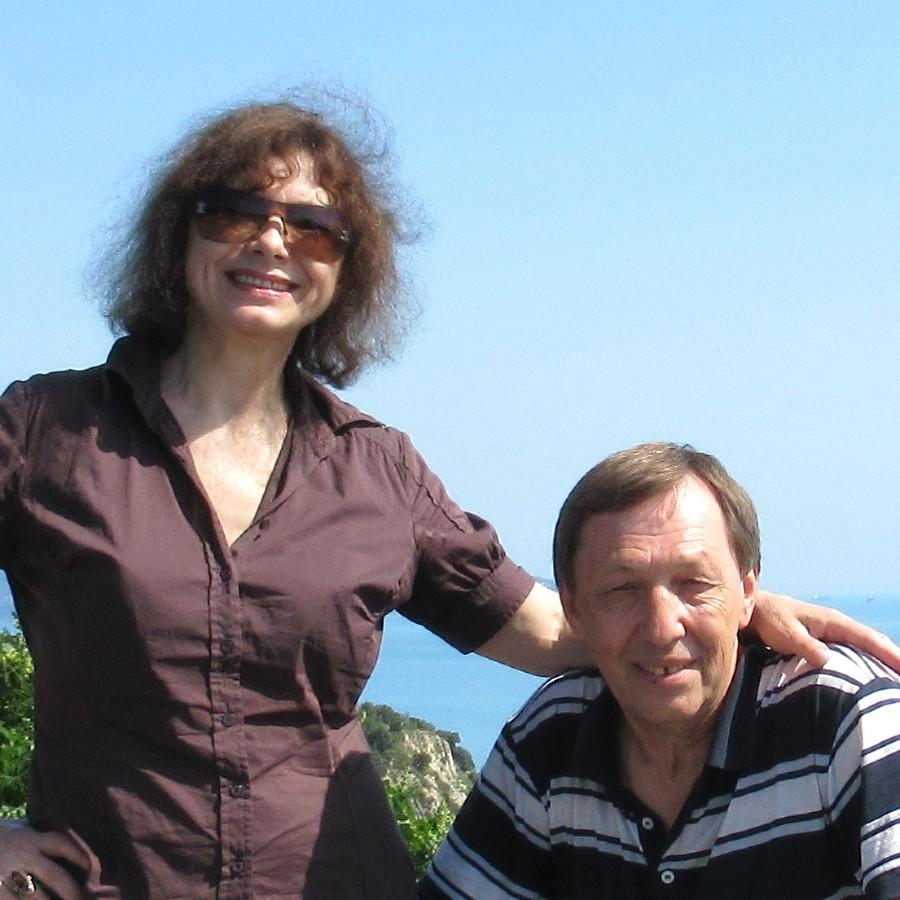 Наталья и Игорь Дорофеевы