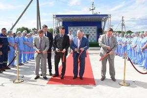 Открытие комплекса «Грибная радуга»