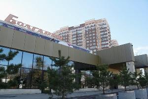 Кинотеатр «Болгария» ©Фото пресс-службы администрации Краснодара