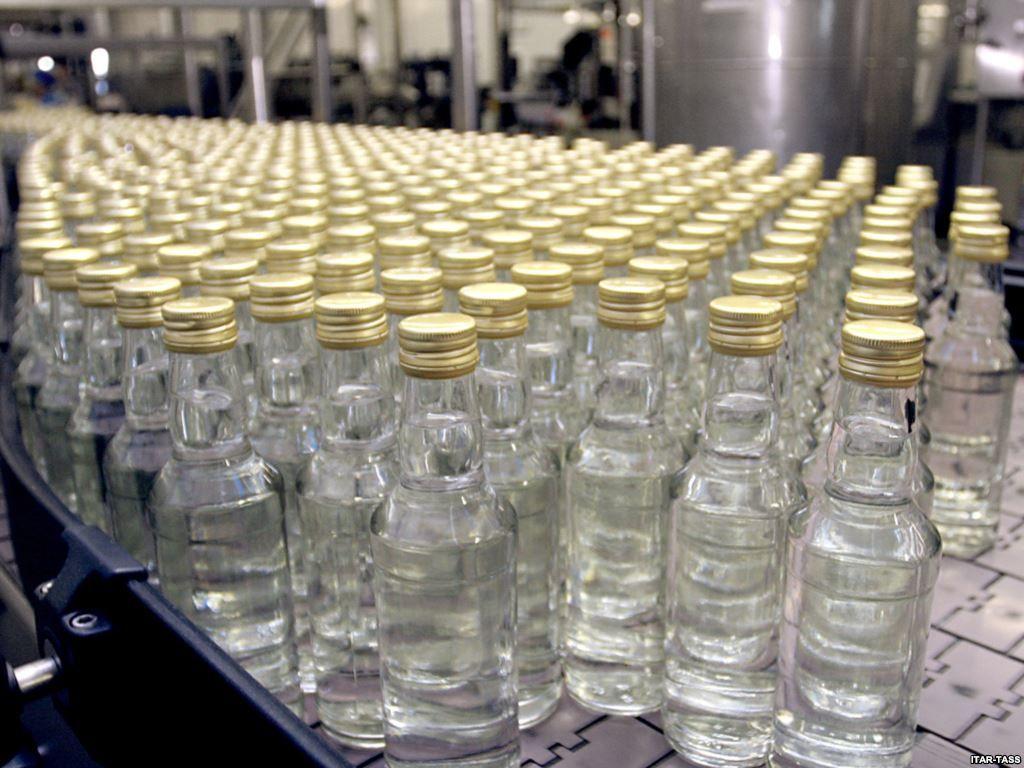 Наподпольном водочном заводе вКраснодарском крае отыскали 1 млн поддельных спецмарок