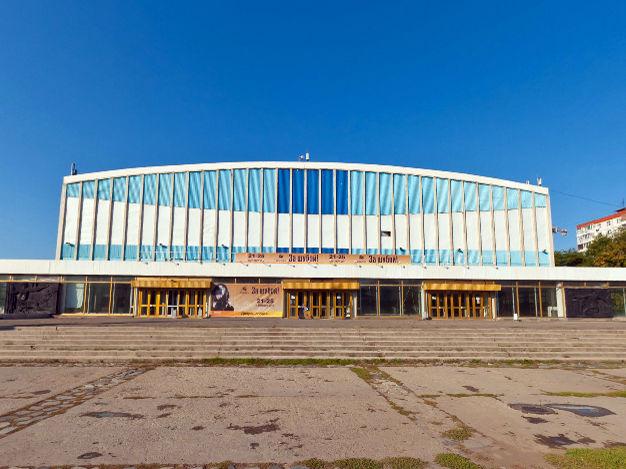 Дворец спорта в Ростове-на-Дону реконструируют впервые за 50 лет