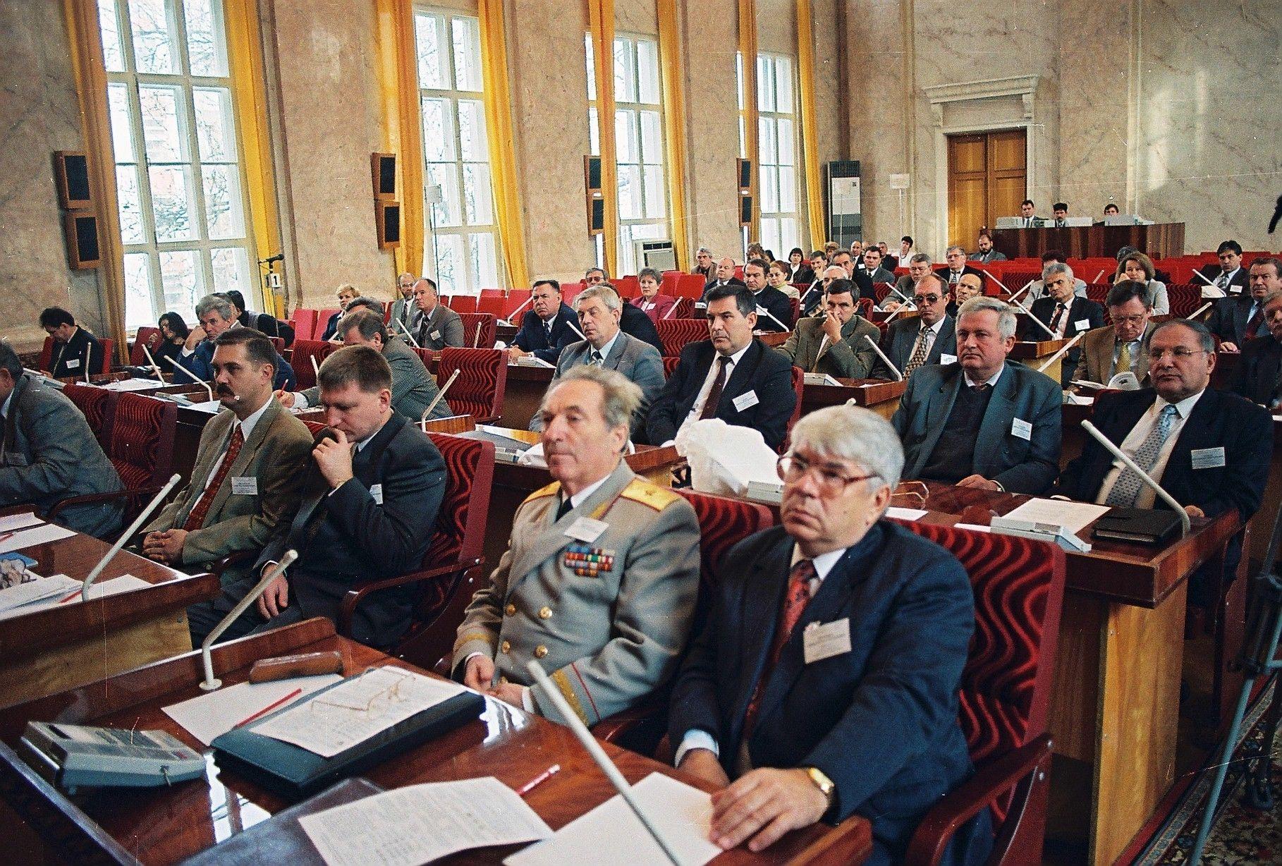 Второй созыв Законодательного собрания Краснодарского края ©Фото пресс-службы ЗСК