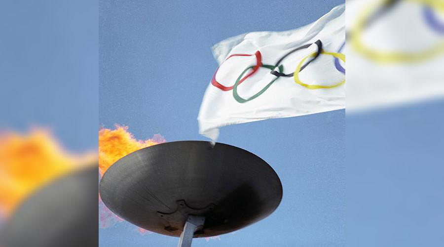 Олимпийский огонь ©http://mk.ru