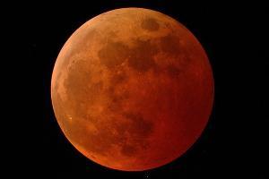 Луна ©Фото из аккаунта twitter.com/NASA