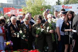 Парад Победы в Краснодаре ©Влад Александров. ЮГА.ру