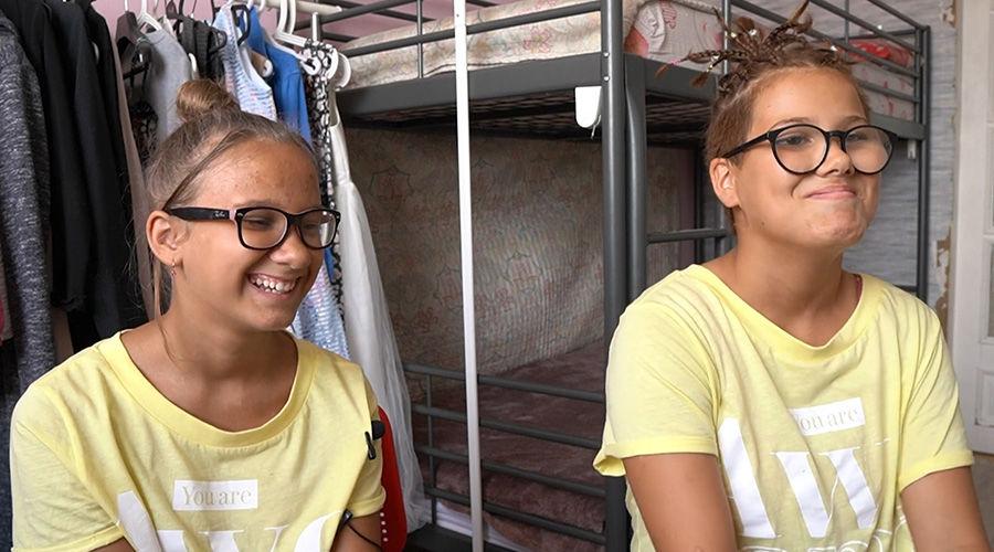 Эти кровати IKEA опека считает неправильными ©Кадр из видео канала «Гезалов центр», youtube.com