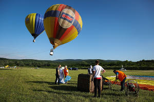 Aестиваль воздухоплавания «Абинская Ривьера» ©Фото Виталия Тимкива, Юга.ру