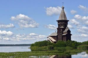 Успенская церковь в Кондопоге ©Фото с сайта tkkarelochka.ru