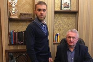 Александр и Владимир Стародубцевы ©Фото пресс-службы СК РФ