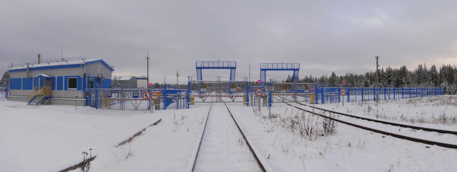 Комплекс ИТСО в линейном производственном управлении межпромысловых трубопроводов ©Изображение предоставлено пресс-службой ООО «Газпром добыча Краснодар»