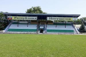 Центральный стадион имени Аушева в Назрани ©Фото пресс-службы ПФЛ