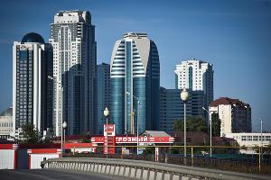 Грозный — столица Чеченской Республики ©Фото Елены Синеок, Юга.ру