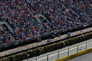 Гран-при «Формулы-1» в Сочи. Горы, пальмы и моторы ©Фото Юга.ру