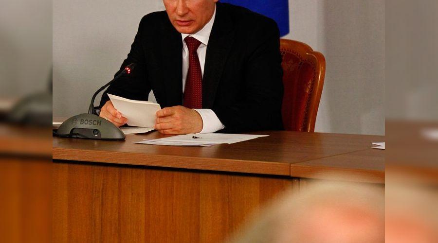 Владимир Путин ©Влад Александров, ЮГА.ру