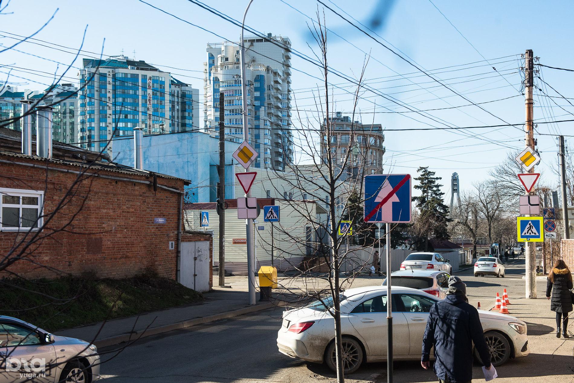 Улица Ленина ©Фото Елены Синеок, Юга.ру