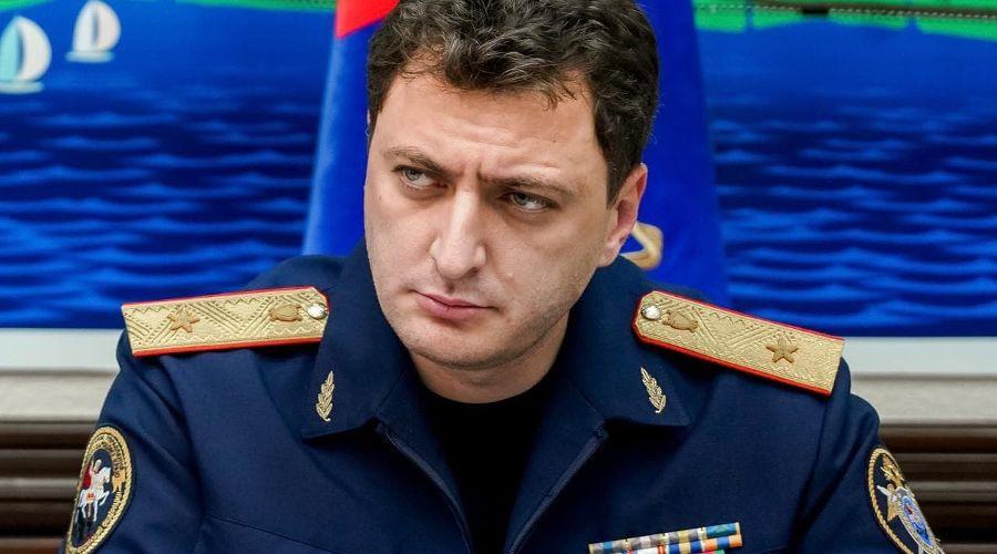 Андрей Маслов ©Фото пресс-службы СУ СКР по Краснодарскому краю