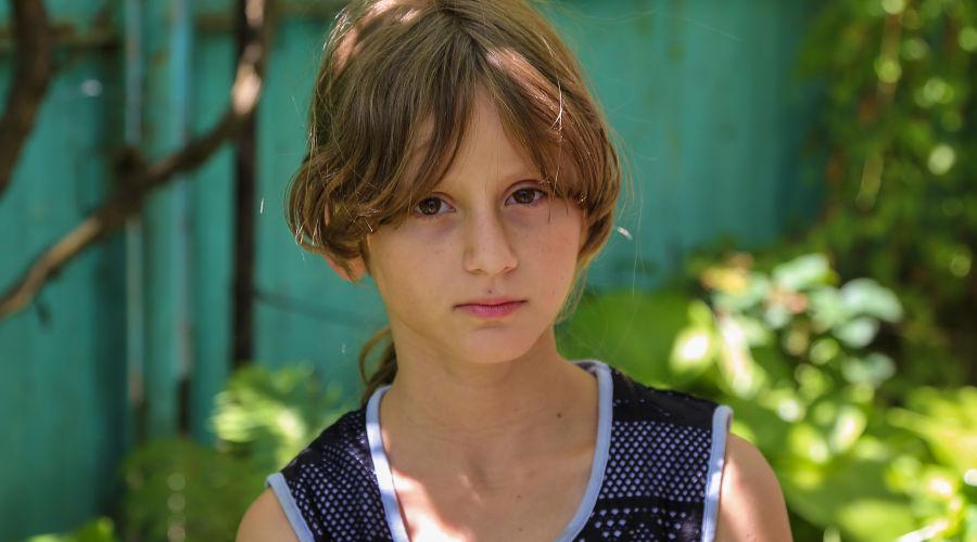 Виолетта Безуглая ©Фото предоставлено пресс-службой благотворительного фонда «Русфонд»