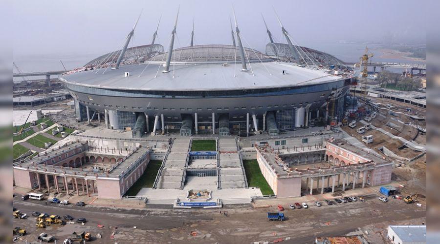 "Стадион ""Зенит-Арена"", Санкт-Петербург ©http://piterarena.com"