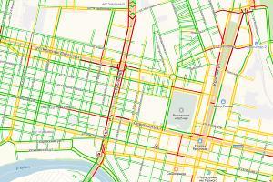 ©Скриншот из сервиса «Яндекс.Карты»