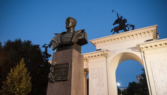 Город героев. Краснодарские улицы, названные в честь участников войны