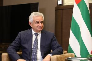 Рауль Хаджимба ©Фото пресс-службы президента Республики Абхазия, presidentofabkhazia.org