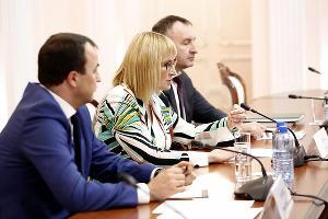 Ольга Наумова ©Фото с сайта admkrai.krasnodar.ru