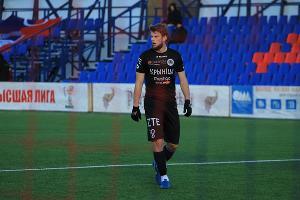 Дмитрий Яшин ©Фото с официального сайта ФК «Крумкачы»