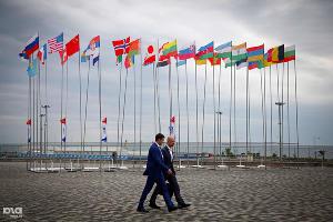 "XII Международный инвестиционный форум ""Сочи-2013"" ©Влад Александров, ЮГА.ру"