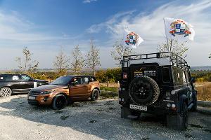 "JAGUAR LAND ROVER DAY от ""Юг-Авто"" ©Юг-Авто"