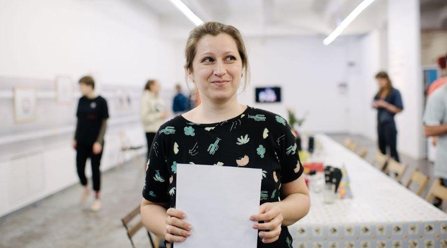Елена Колесникова ©Фото со страницы vk.com/typographycenter