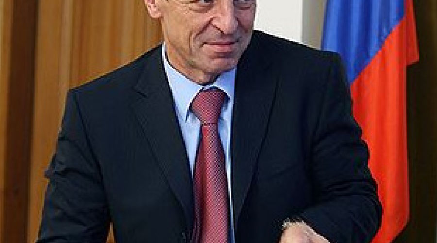 Дмитрий Козак. Фото: Коммерсантъ ©Фото Юга.ру
