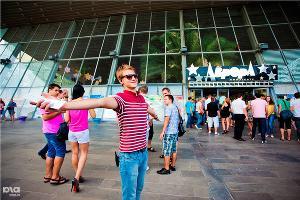"""День рождения Гоблина отметили в """"Авроре"""" ©Татьяна Шахунова, ЮГА.ру"""