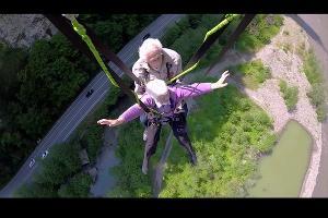 ©Скриншот видео из группы «Skypark AJ Hackett Sochi| Скайпарк» «ВКонтакте», vk.com/skyparkajhackettsochi