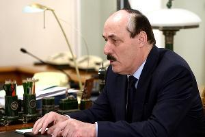 Рамазан Абдулатипов ©Фото пресс-службы Кремля