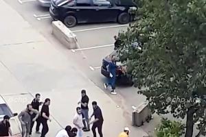 ©Скриншот видео из телеграма «ЧП Краснодар», t.me/chp_krd