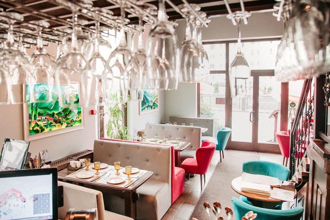 Кафе «Красная Поляна» ©Фотография предоставлена пресс-службой гастрономического комплекса «Красная Поляна»