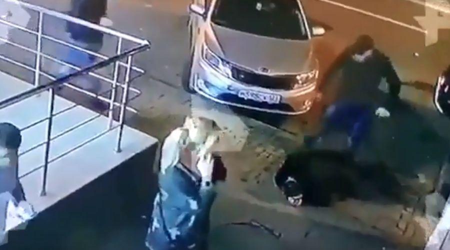 ©Скриншот видео, опубликованного РЕН ТВ, ren.tv/news