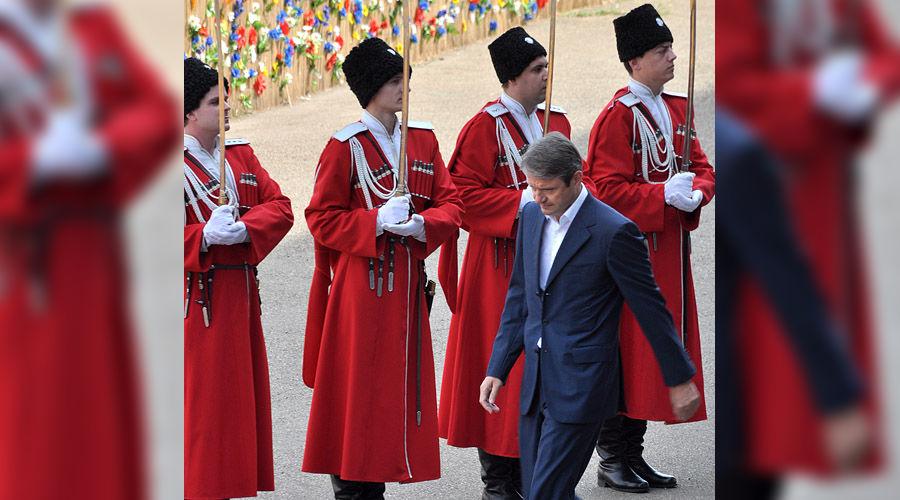 Скачки на Кубок губернатора ©Елена Синеок. ЮГА.ру