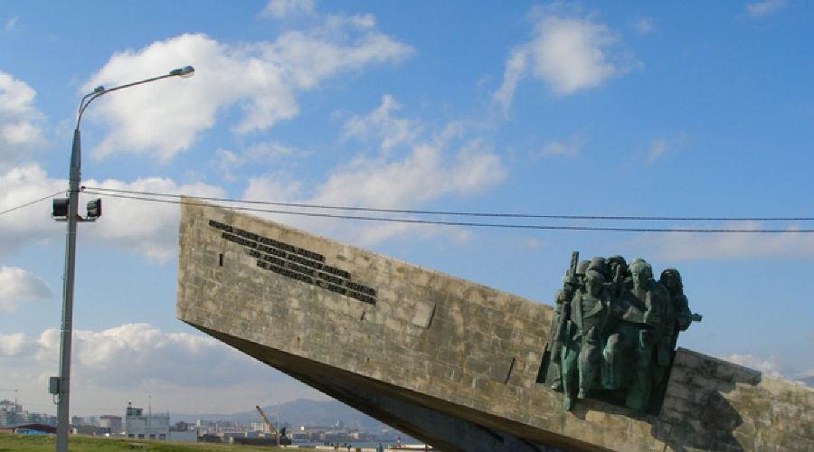 """Памятник """"Малая земля"""", Новороссийск ©nr.sutochno.ru"""